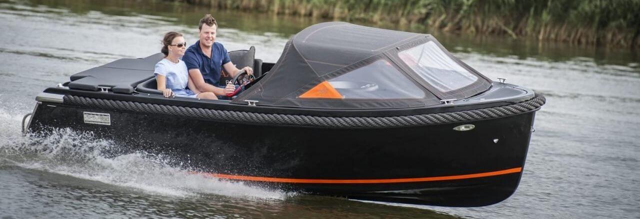 Super Sloep kopen? Ruim aanbod nieuwe sloepen bij Van Dijk Watersport HY-78
